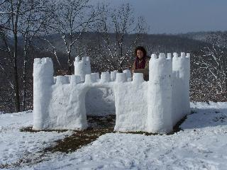 The 10 Most Beautiful Snow Castles In the World - Photos