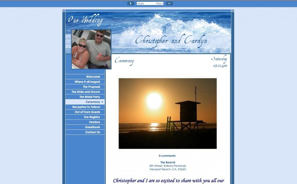 chrisandcarolynwebsite