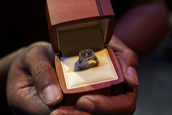 Houston marriage proposal