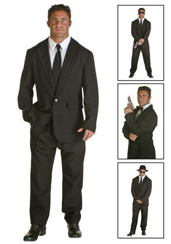 Dressing Up A Black Suit Dress Yy