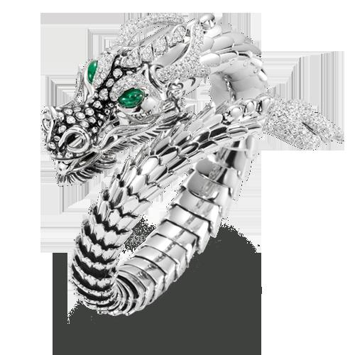Coin Silver Dragon