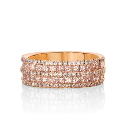 Pink Diamond Fashion Rings PINK DIAMOND FASHION RING