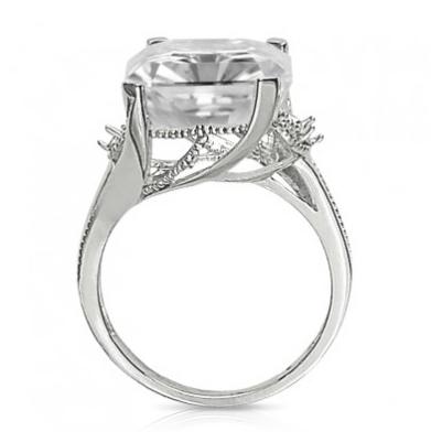 Moissanite Cosette Ring