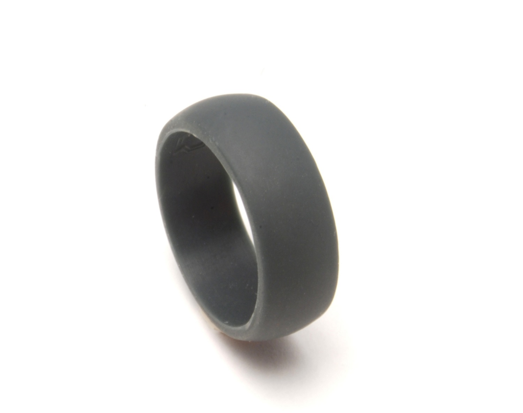 stripe men rings sar pin gray flexible with black active safe ladies silicon or