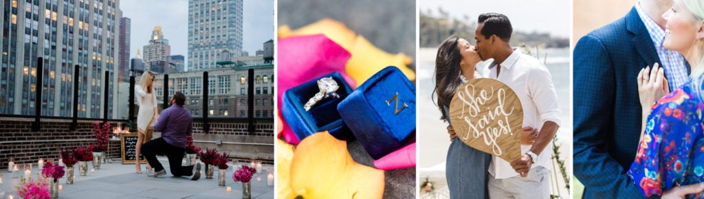 Marriage Proposal Packages