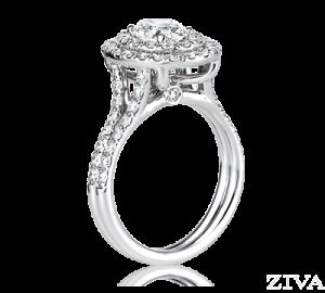 Ziva Oval Ring