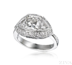 Ziva Vintage Ring