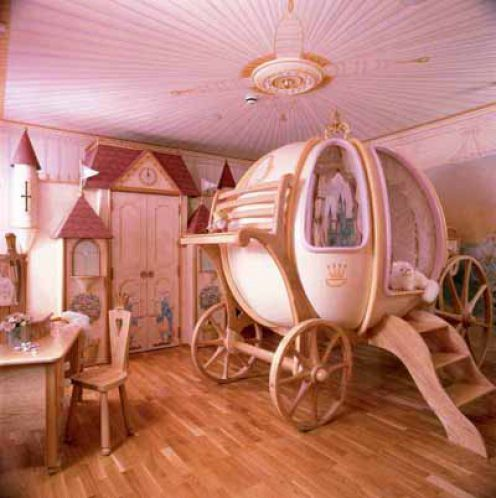 elaborate nurseries for new baby