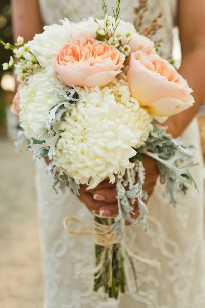 blush loose bouquet