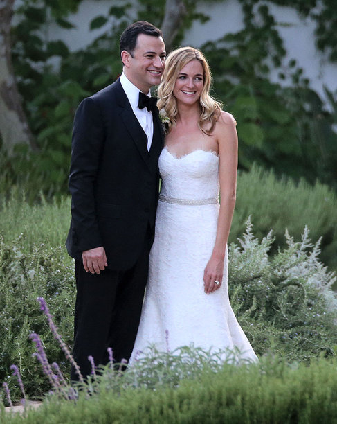 Jimmy Kimmel wedding