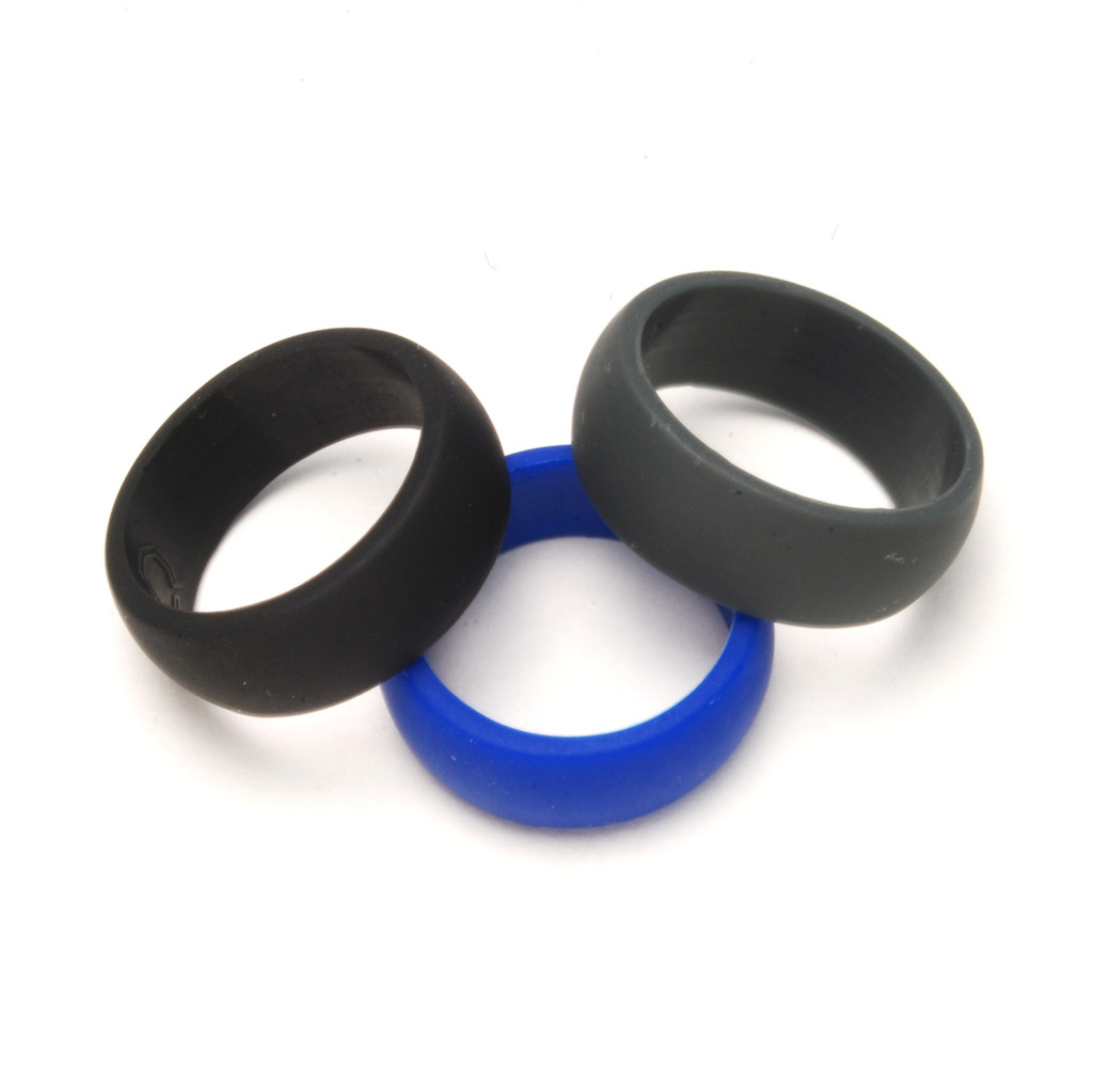 Qalo-Rings durable men's wedding bands rings