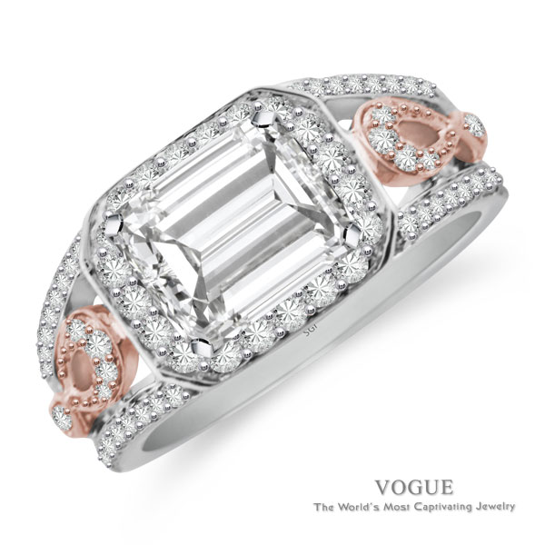 Vogue Fashion Ring