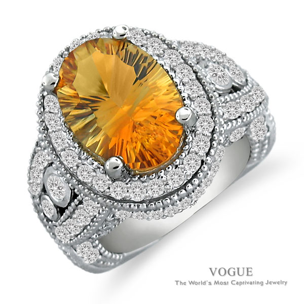 Vogue Fashion Ring