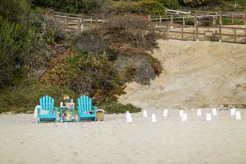 laguna beach proposal theyesgirls chard photo
