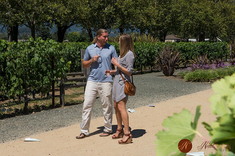 Napa marriage proposal the yes girls2
