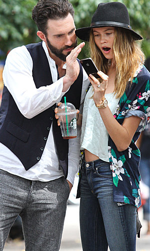 adam levin prinsloo engaged