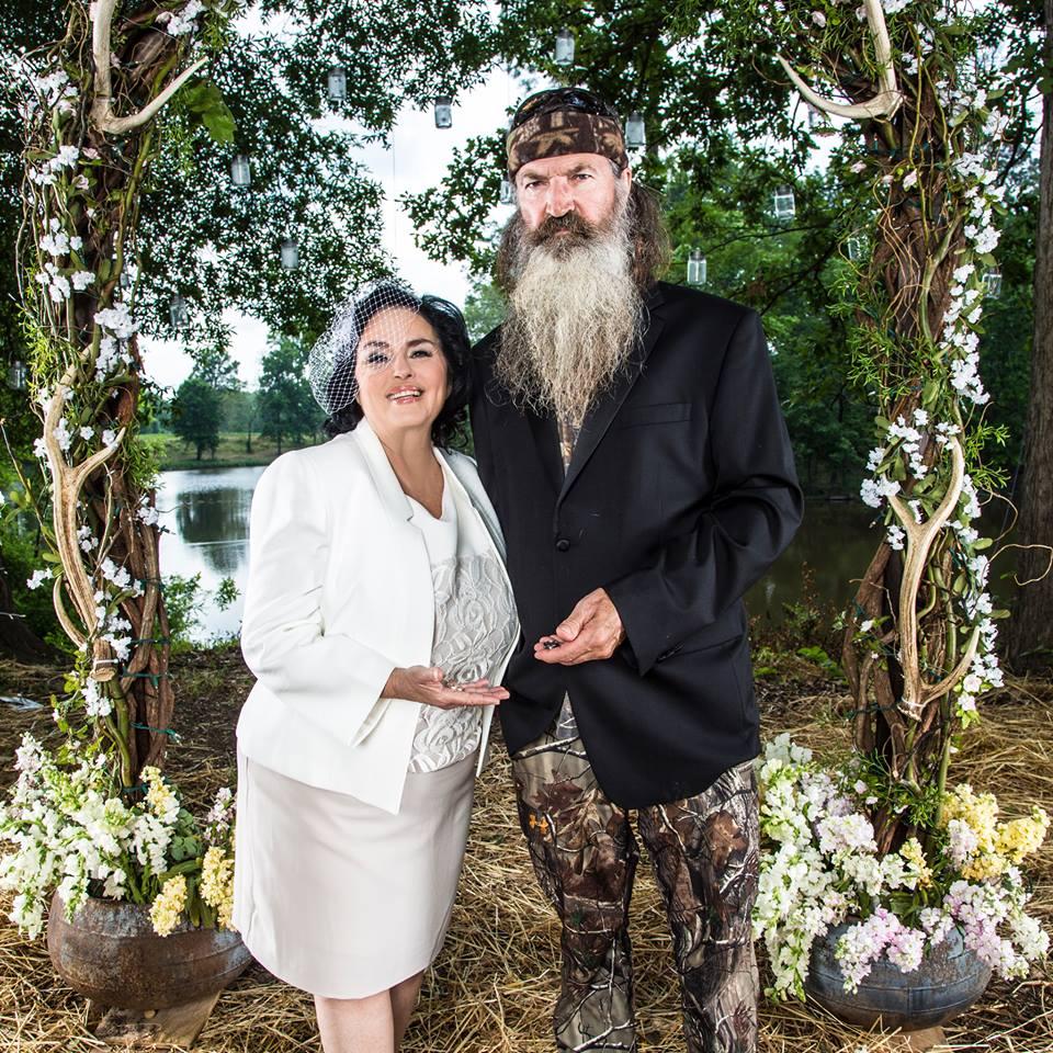 duck dynasty wedding3