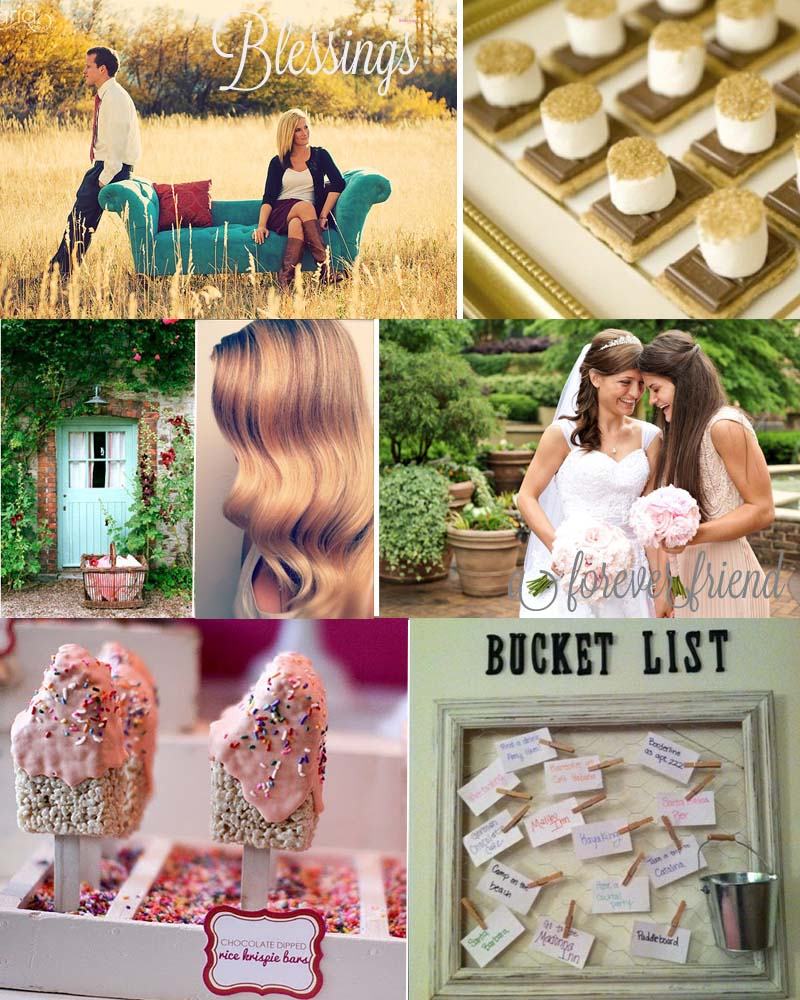 happy heart inspiration board