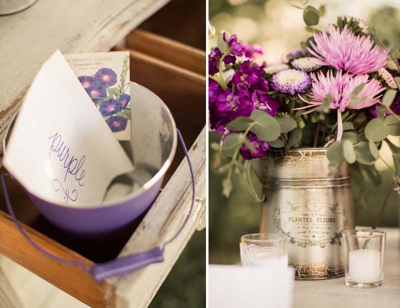 texas garden proposal purple
