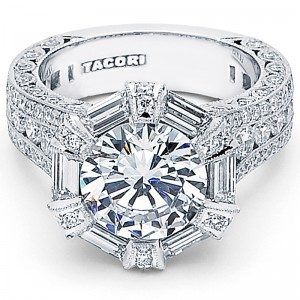 Tacori RoyalT Engagaement Ring