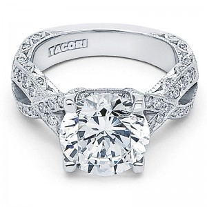 Tacori RoyalT Engagement Ring