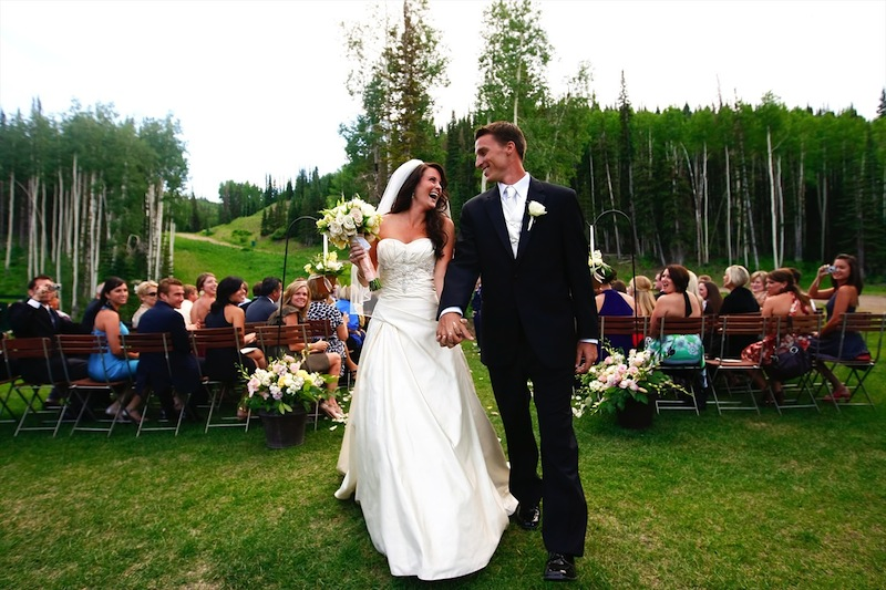 Heather S Wedding Park City Utah The Yes