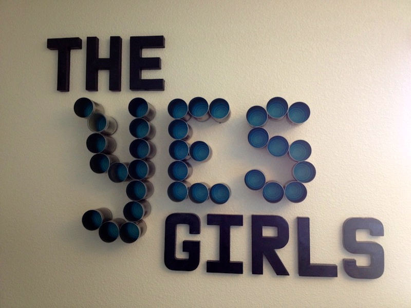 The Yes Girls office2