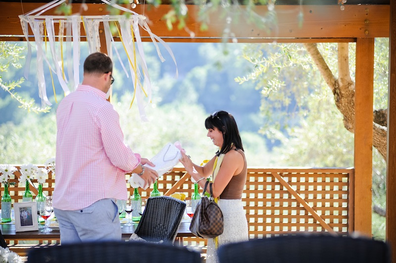 Romantic Marriage Proposal in Napa The Yes Girls Events6