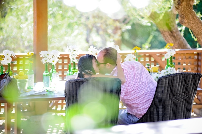 Romantic Marriage Proposal in Napa The Yes Girls Events8