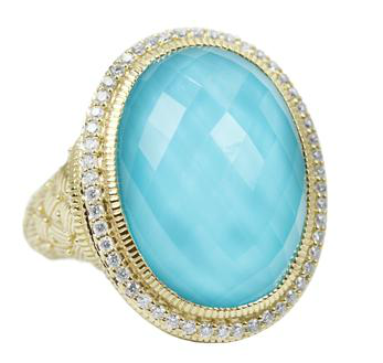 Judith Ripka Turquoise Ring