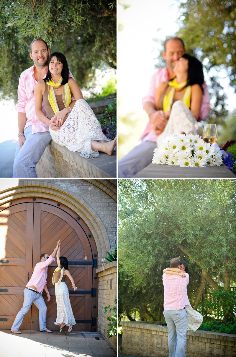Romantic Marriage Proposal in Napa The Yes Girls Events 20