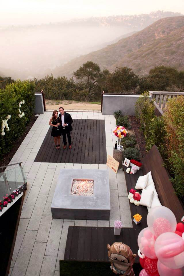 Romantic Laguna Beach Marriage Proposal by The Yes Girls