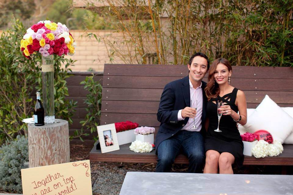 Laguna Beach Marriage Proposal by The Yes Girls2