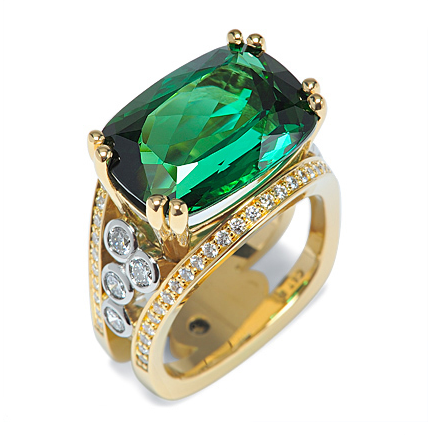 Coffin & Trout Interlace Ring