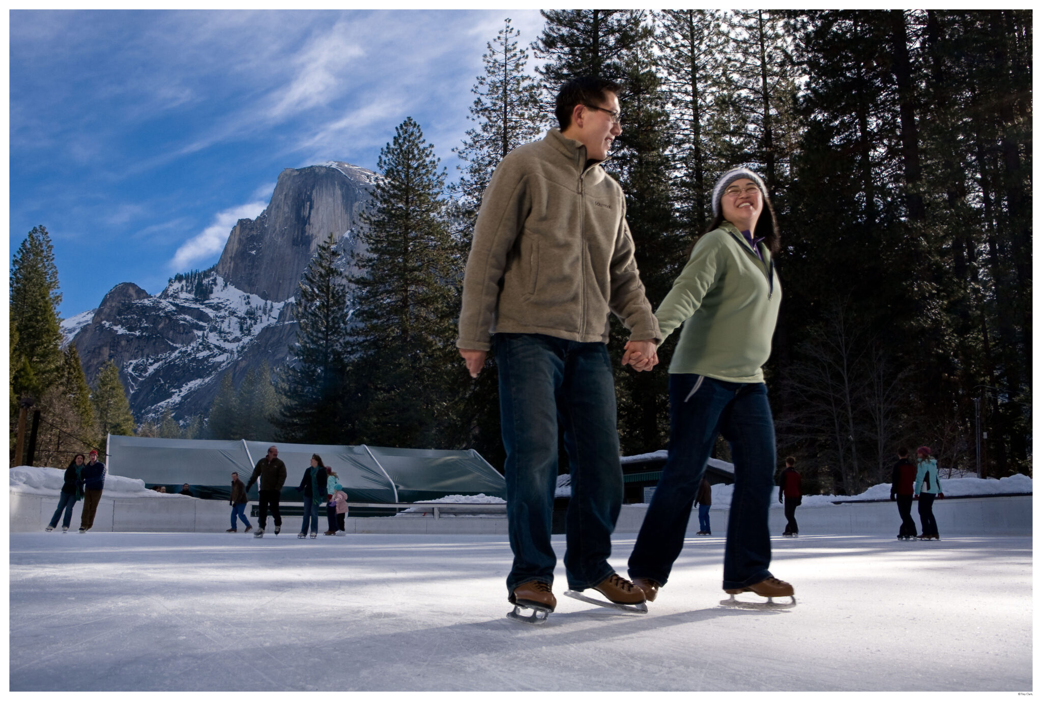 Dating ice skaters