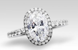 R and R Jewelers Oval Ring