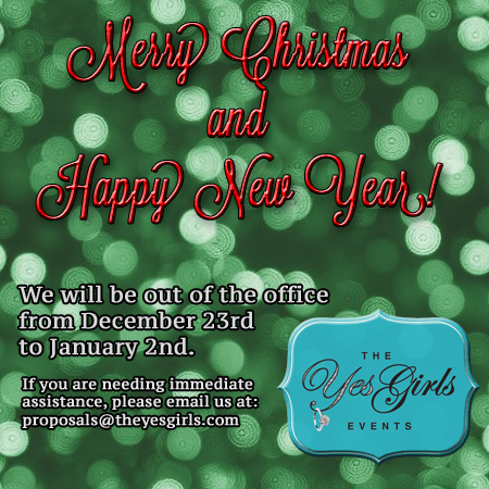 Christmas with The Yes Girls Events
