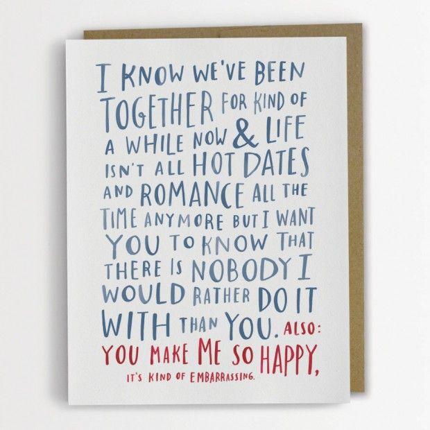 Awkward Funny Valentineu0027s Day Card Awkward Funny Valentineu0027s Day Card ...