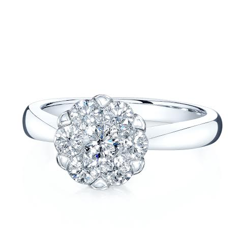 Coronet Athena Ring