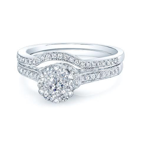 Coronet Lamia Ring