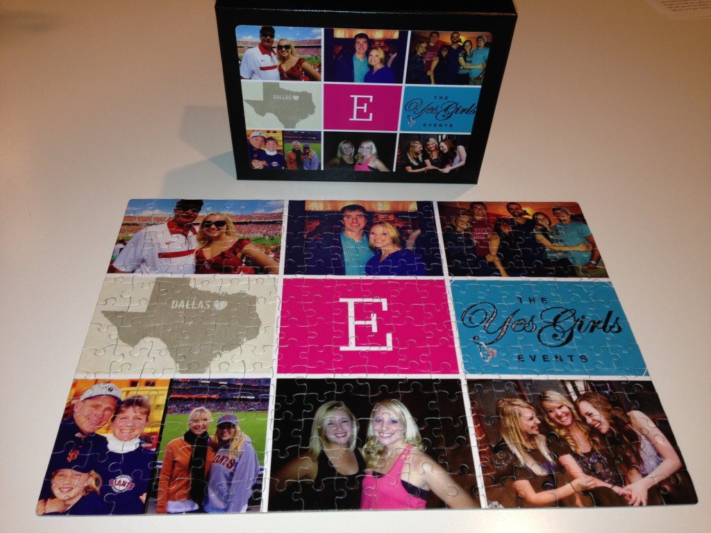 Personalized Photos Puzzle Gift