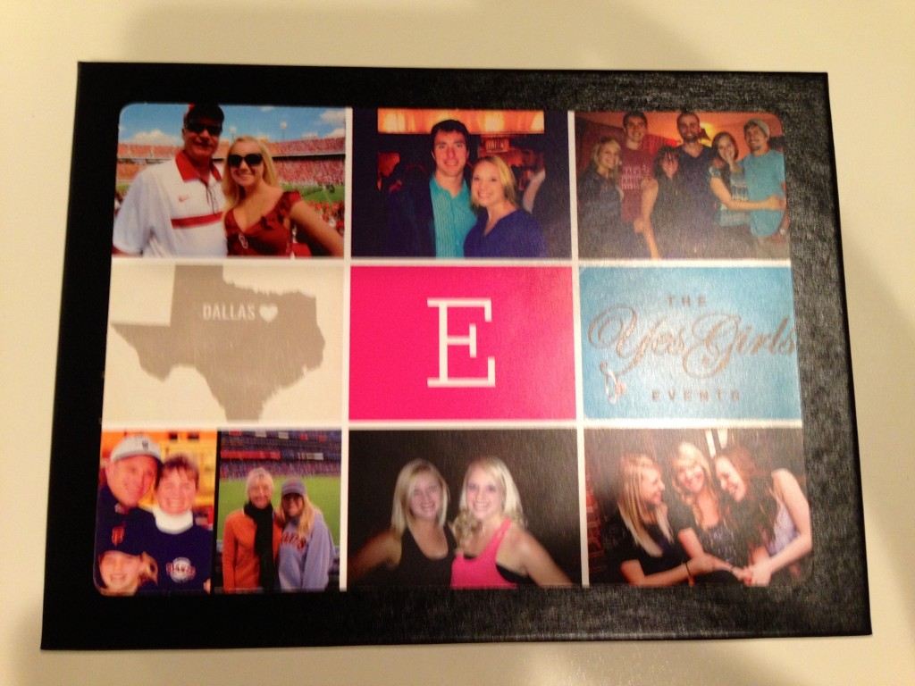 Personalized Pictures Puzzle Gift