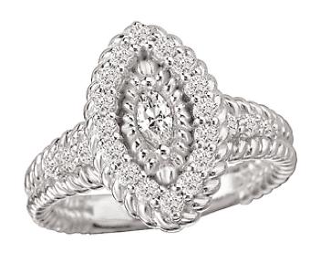 Kim Marquise Ring