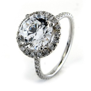 Tycoon Engagement Ring