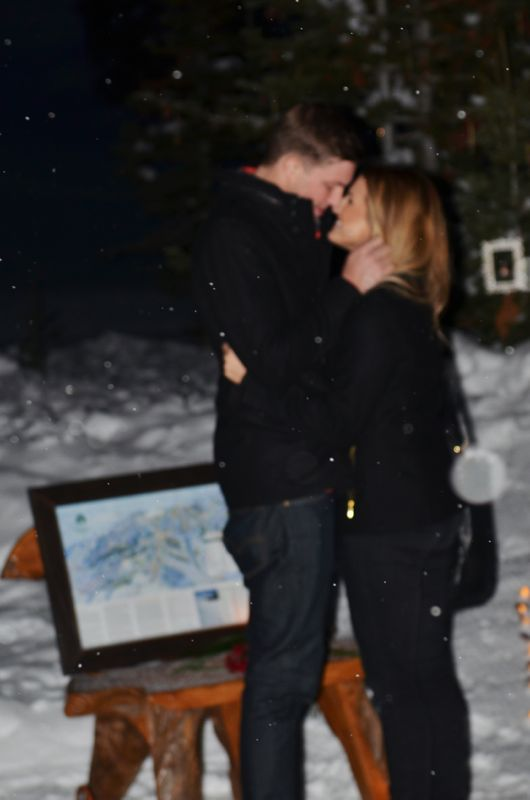 winter marriage proposal 2