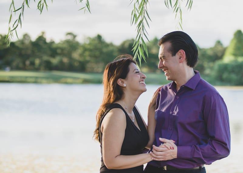 Florida Marriage Proposal in Orlando
