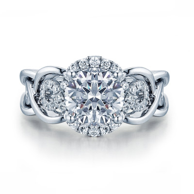 Frederic Sage Engagement Ring