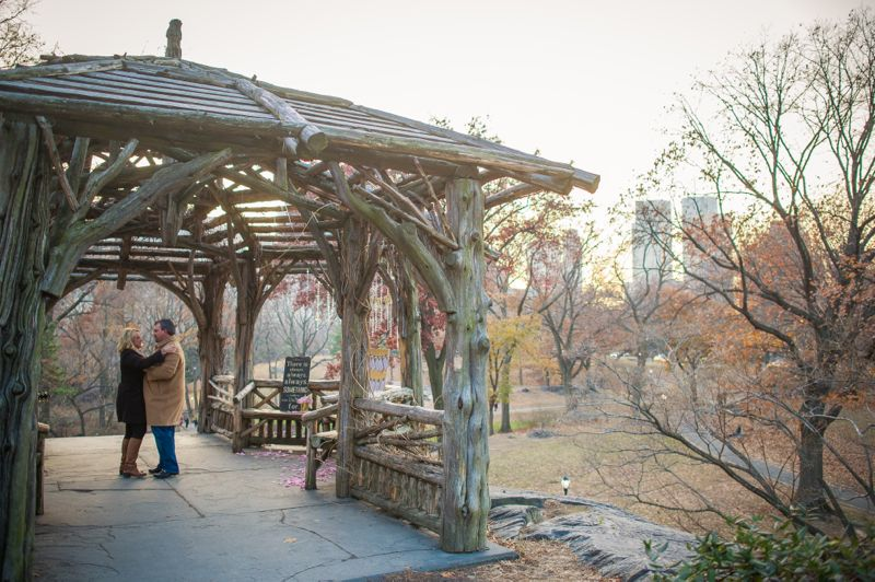 Where to Propose - New York City marriage proposal