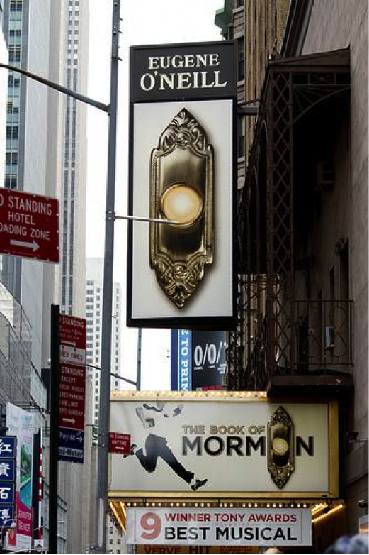 book of mormon play