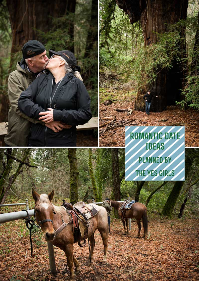 horseback riding in sonoma by the yes girls